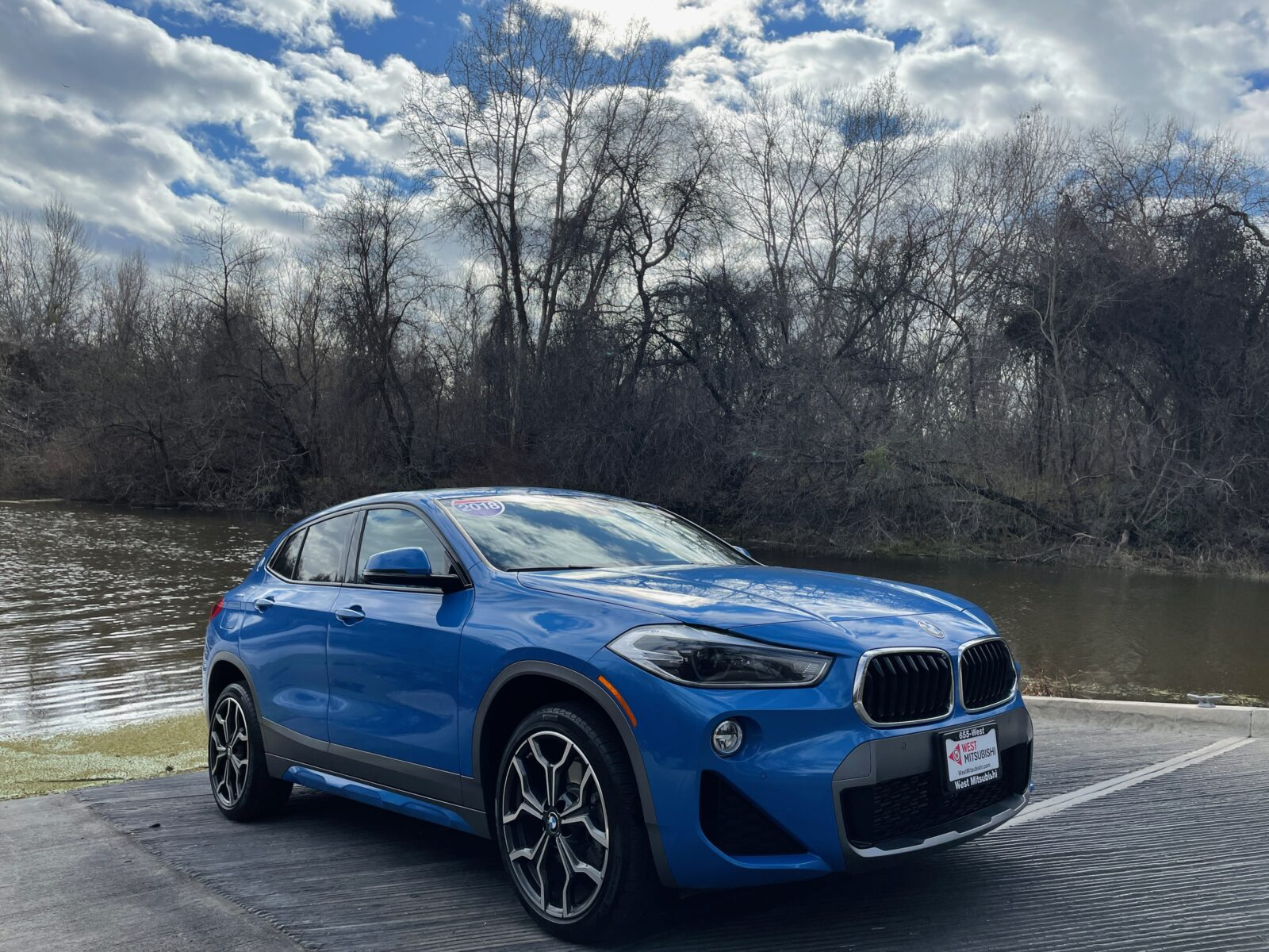 This Gorgeous 2018 BMW X2 xDrive28i is for Sale in Chico and Redding from WestMitsubishi.com